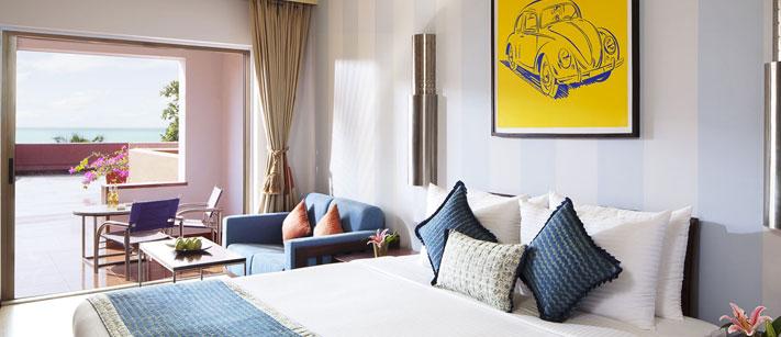 Cidade Goa family suites