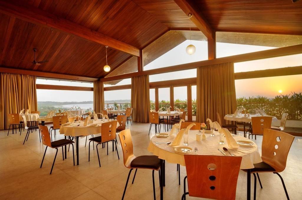 Varanda Da Mar Roof Top Dinning