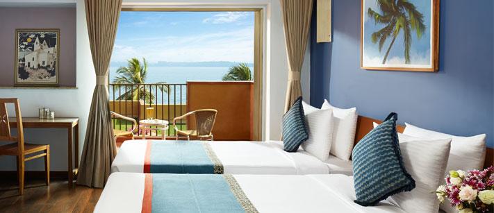 suite room 1 cidade Goa
