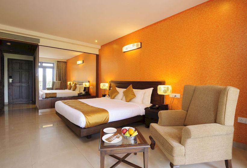 varanda Da Mar suite room 1